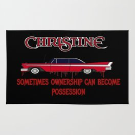 Christine Possession Rug