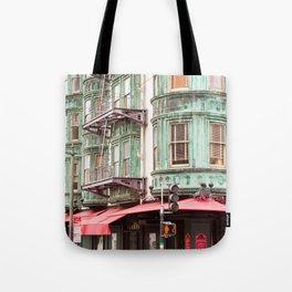 Cafe Zoetrope Tote Bag