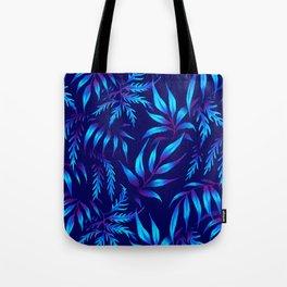 Brooklyn Forest - Blue Tote Bag