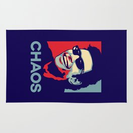 'Chaos' Ian Malcolm (Jurassic Park) Rug
