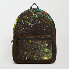Follow the Lights (Color) Backpack