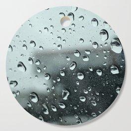 Bad Weather Driving Cutting Board