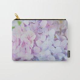 Bloomin' Fabulous Hydrangeas Carry-All Pouch