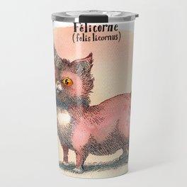 Felis Licornus Travel Mug