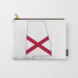 Alabama Love Carry-All Pouch