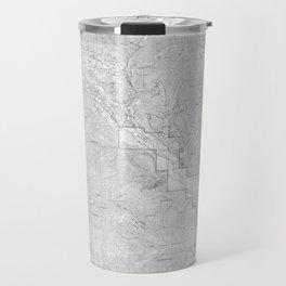 Methow Valley Topography - SeriousFunStudio Travel Mug