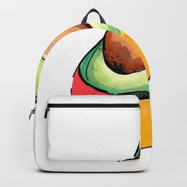 the gay avocado Backpack