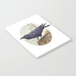 Raven of the North Atlantic Notebook