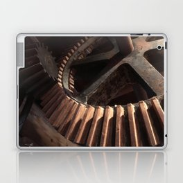 Grist Mill Gears Laptop & iPad Skin