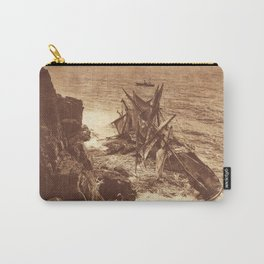 Shipwreck Carry-All Pouch