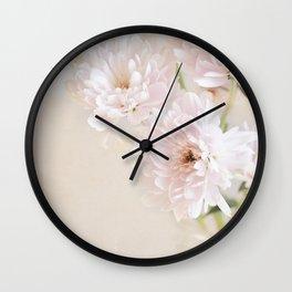 Faded Dream. Wall Clock