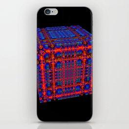 Tech Cubicles | 3D Fractal iPhone Skin