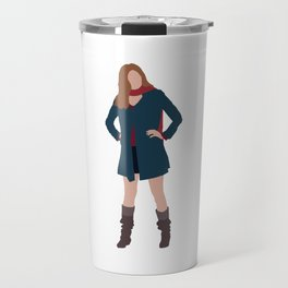 Amy Pond: The Girl Who Waited Travel Mug