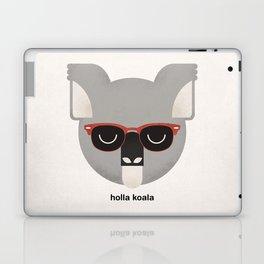 Holla Koala Laptop & iPad Skin