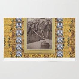 GLOOMY Collage 4 Rug