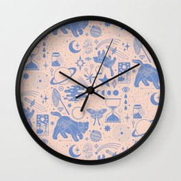 Collecting the Stars Wall Clock