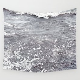 Water Flows Wall Tapestry