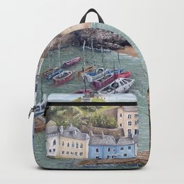 Tenby Harbour Backpack