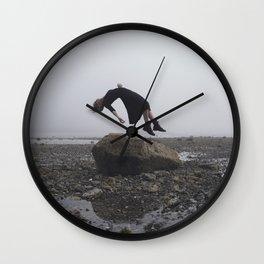 Sacrificial  Wall Clock