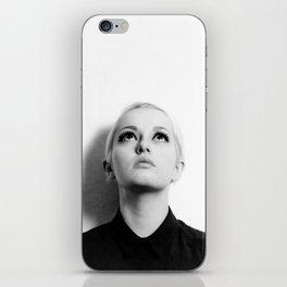 Twiggy iPhone Skin