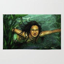 Underwater Rug