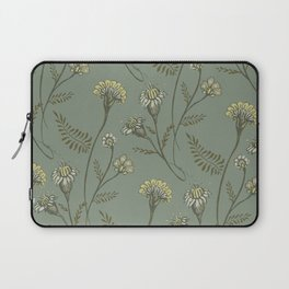 Dazed - Floral Pattern Laptop Sleeve
