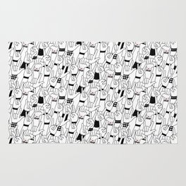 Rock and Roll: Concert Rug
