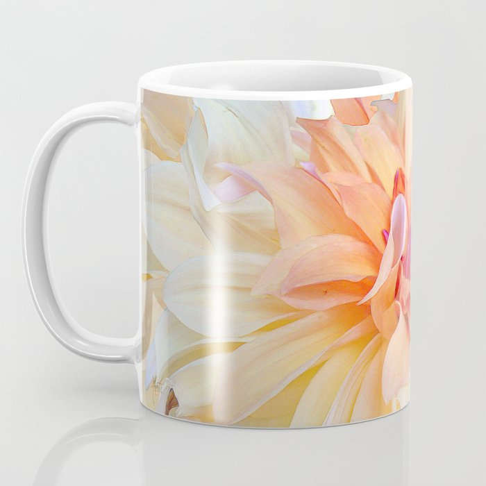 Dancing Dahlia Coffee Mug