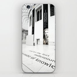 British Museum iPhone Skin