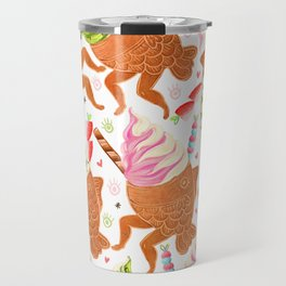 Taiyaki Mermaids Travel Mug
