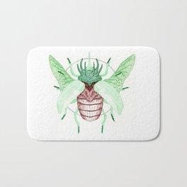 Thorned Atlas Beetle Bath Mat