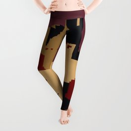 National Parks and Monuments: Pueblos of the southwest Leggings
