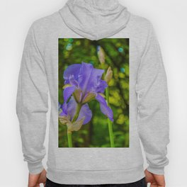 the lonely wild flower Hoody