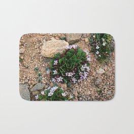 Alpine Spring beauty Colorado Bath Mat