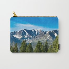 Mammoth Lakes Area, California Carry-All Pouch