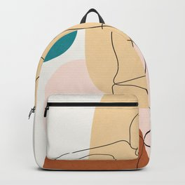 Summer Dance I Backpack