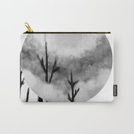 Three Sticks One Circle No.2 Carry-All Pouch