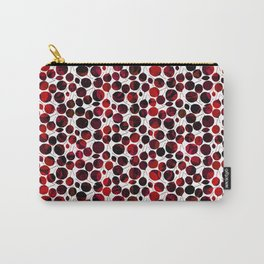 nice-feuilles-Rouge Carry-All Pouch