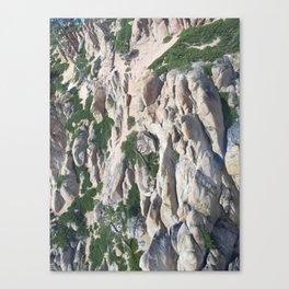 Rugged Sierras II Canvas Print