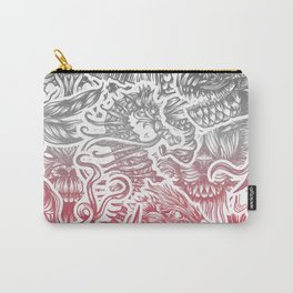 Animals color Carry-All Pouch