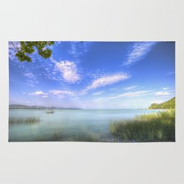 Lake Balaton Hungary Rug