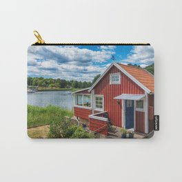 Swedish national summer house Carry-All Pouch