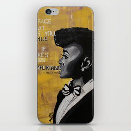 Monae iPhone Skin
