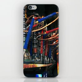 Shesha! iPhone Skin