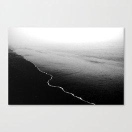 dead calm Canvas Print