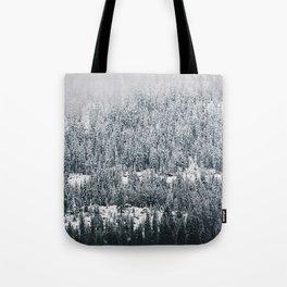 Nature's Gradient Tote Bag