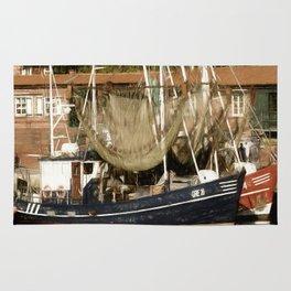 Trawler - Greetsiel Rug