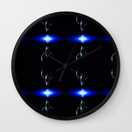 The Linked Rings Wall Clock