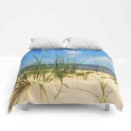 Beach Gras Impressions Comforters