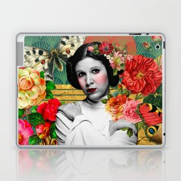 Blooming Leia Laptop & iPad Skin